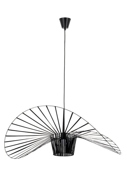 Lampa wisząca CAPELLO FI 100 czarna