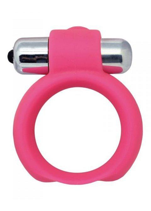 Pierścień-Timeless vibring pink