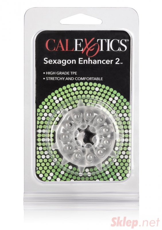 Pierścień-SEXAGON ENHANCER 2 RING CLEAR
