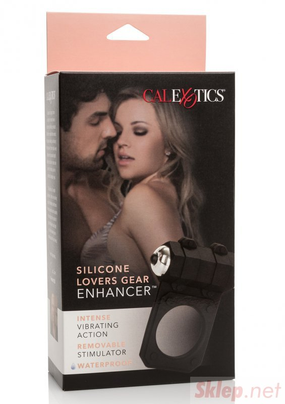 Pierścień-LOVERS GEAR ENHANCER BLACK