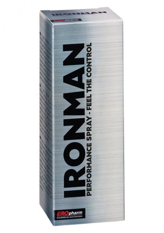 Żel/sprej-IRONMAN Control-Spray, 30 ml