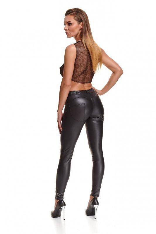 Bielizna - BRGIULIA001 legginsy czarne rozmiar L