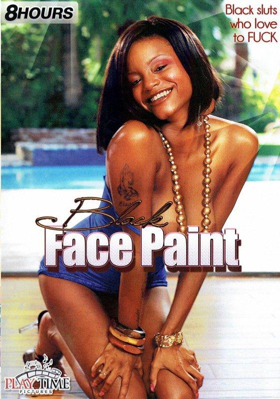 DVD-Black Face Paint