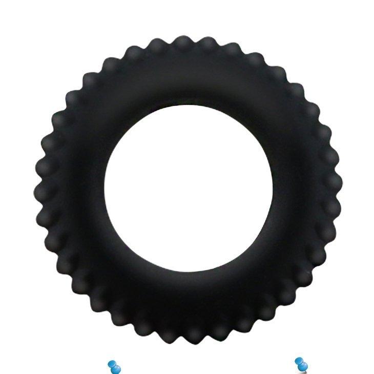BAILE- TITAN Cocck Ring Black