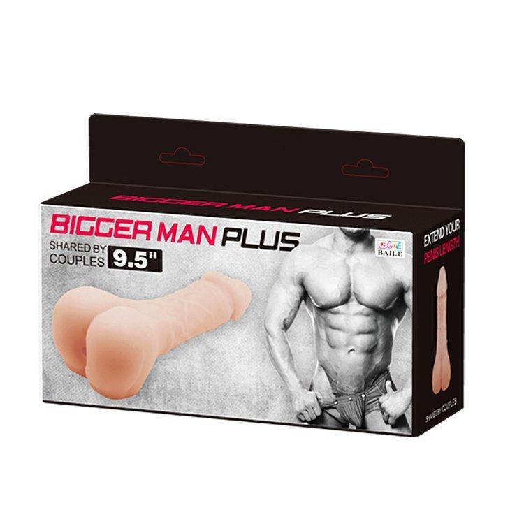 BAILE- BIGGER MAN PLUS 9,5''
