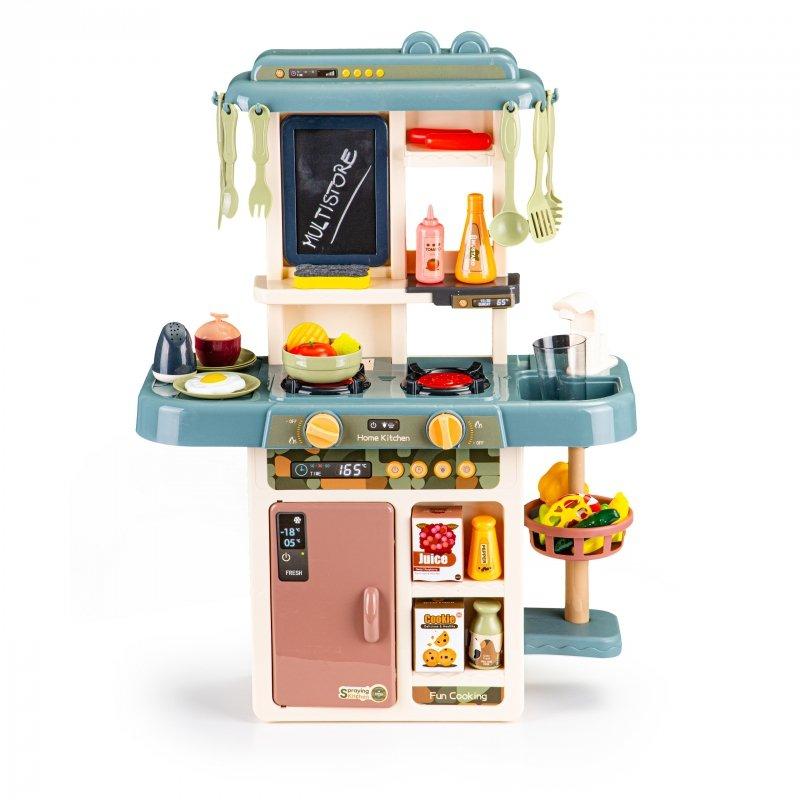 Kuchnia dla dzieci dźwięki led woda generator pary
