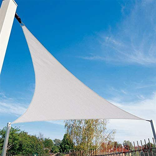 Żagiel przeciwsłoneczny daszek wodoodporny 3x3x3m