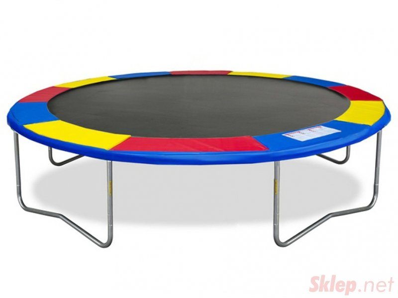 Kolorowa osłona sprężyn do trampoliny 305 312 cm 10ft