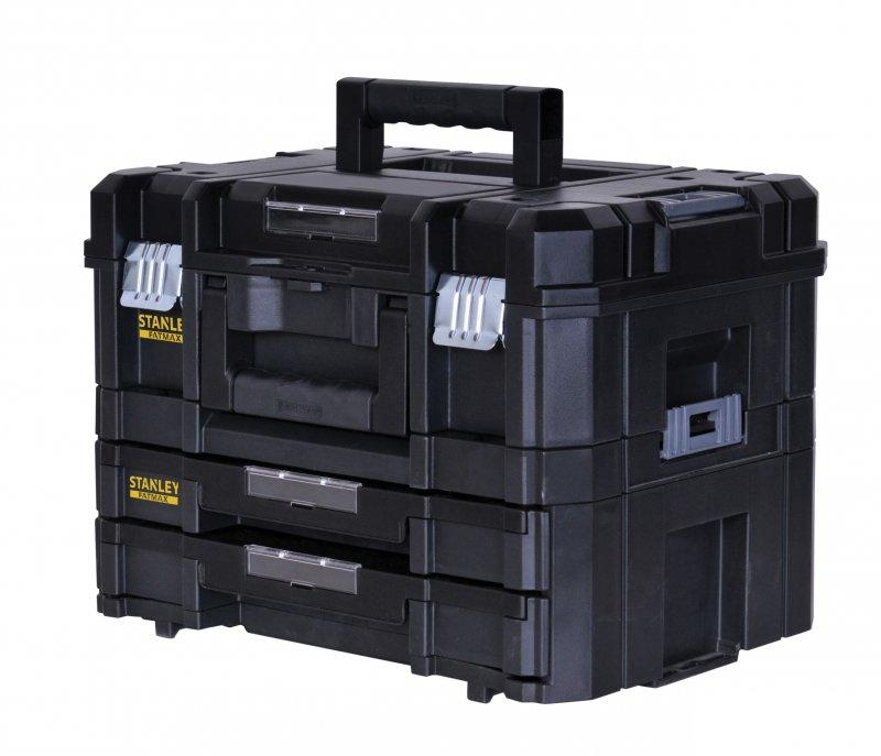 Tstak combo - skrzynia na narzedzia i dwie szuflady