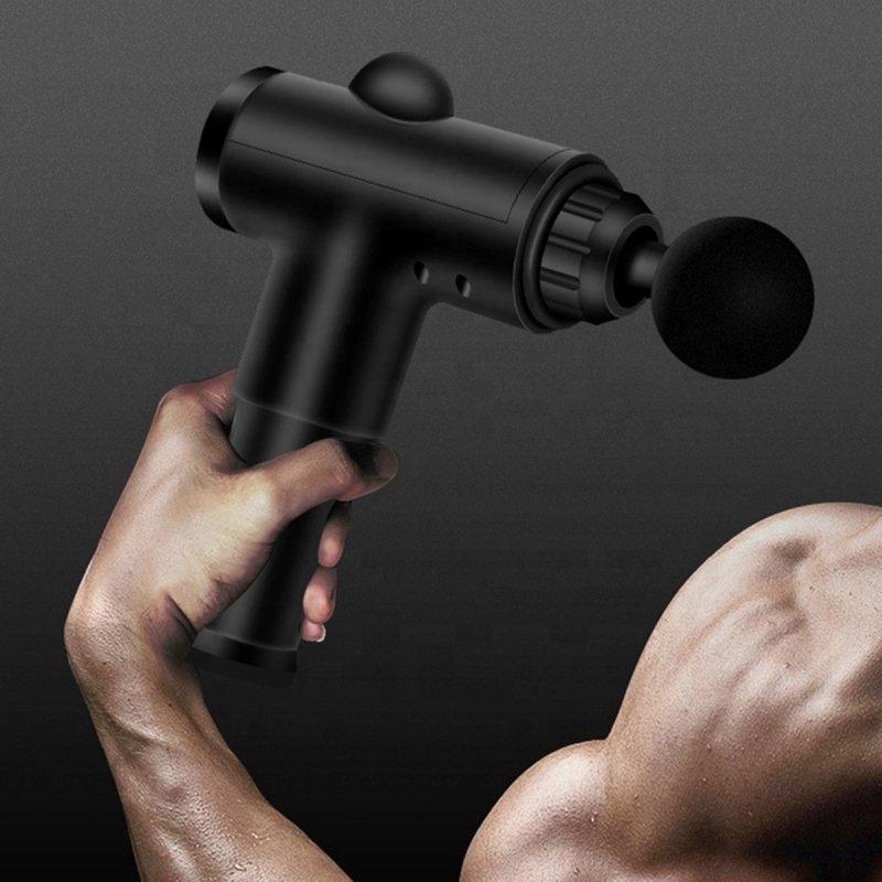 AG127G Pistolet do masażu 4 głowice new
