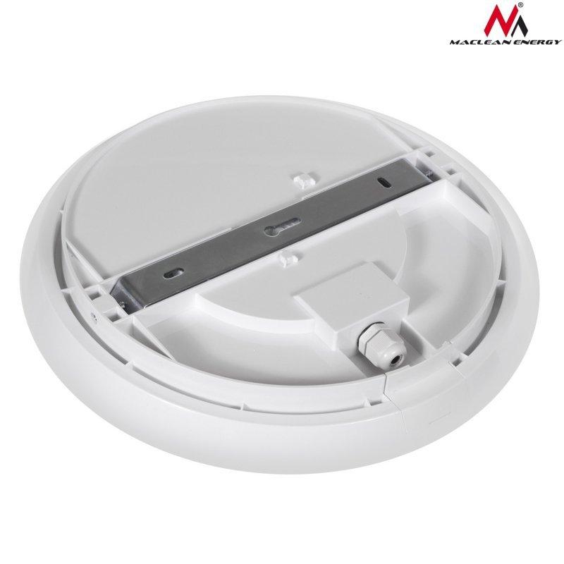 Plafon lampa led sufitowa lub ściana zewnętrzna Maclean Energy  MCE144 16W IP66