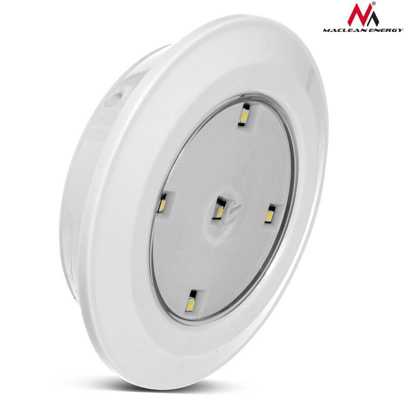 Lampa zestaw 6 LED Maclean Energy z pilotem na baterie 3xAAA MCE165
