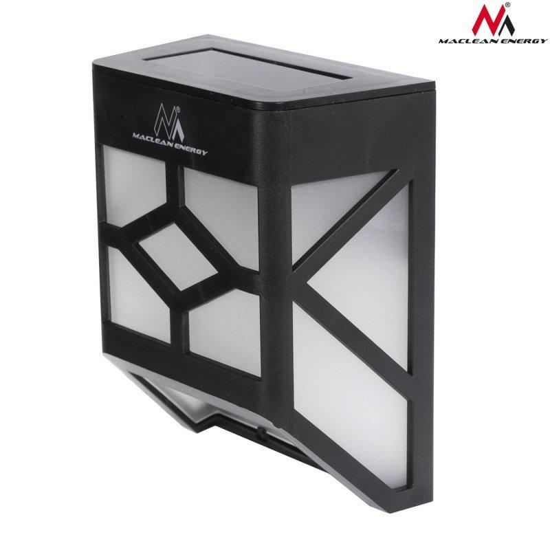 Lampa solarna ogrodowa LED Maclean Energy MCE171 - 2szt