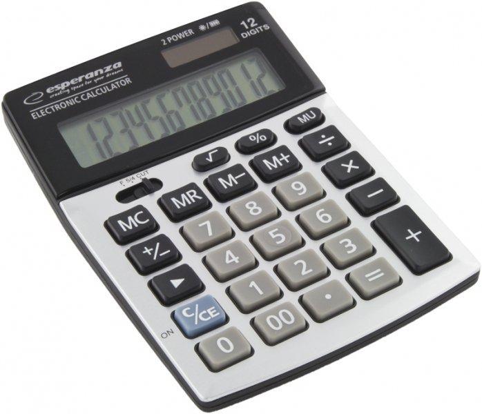 ECL102 Esperanza kalkulator biurkowy newton
