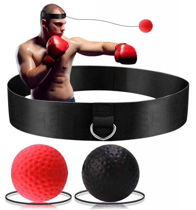 FT29B 2x piłka refleksowa fight ball
