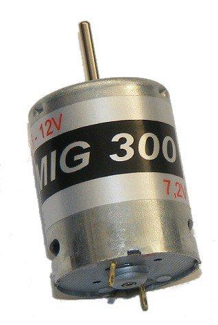 Silnik MIG 300 7.2V