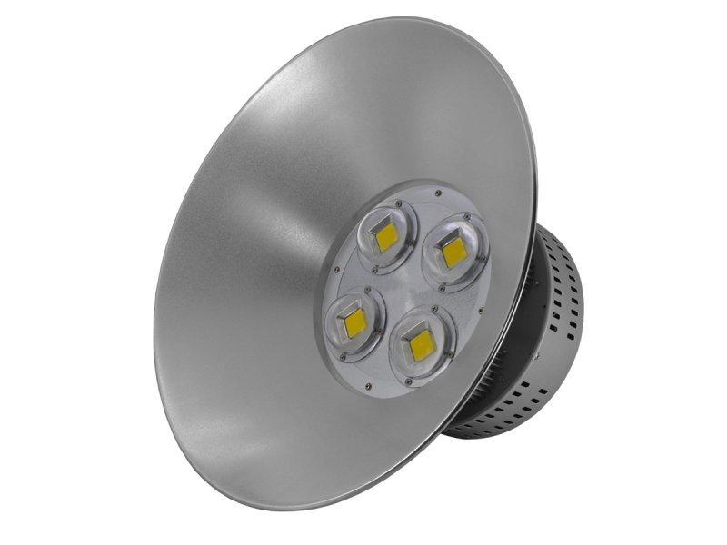 Lampa przemysłowa led 200w high bay cob 6000k zimna 18 000lm