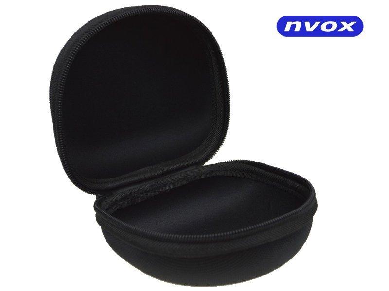 Słuchawki bezprzewodowe na podczerwień IR z futerałem... (IRV8512 CASE)
