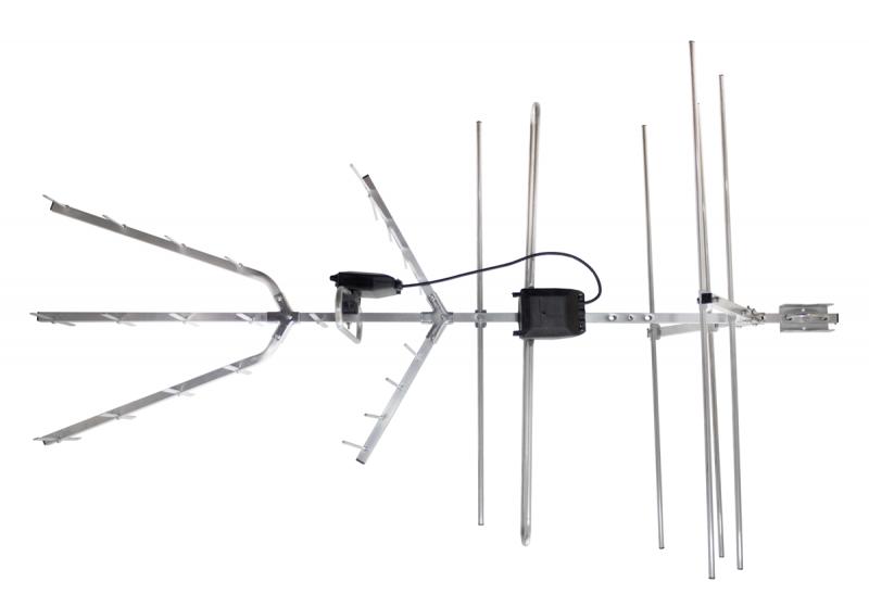 Antena TV UHF + VHF AP-TRIA-MAX