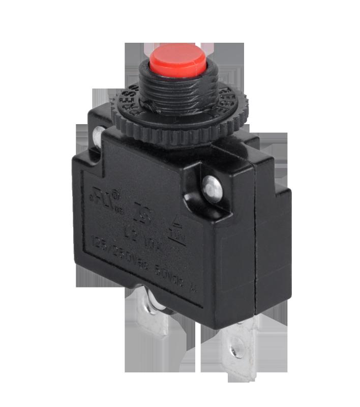 Złącze przełącznik z funkcją reset 230V/10A