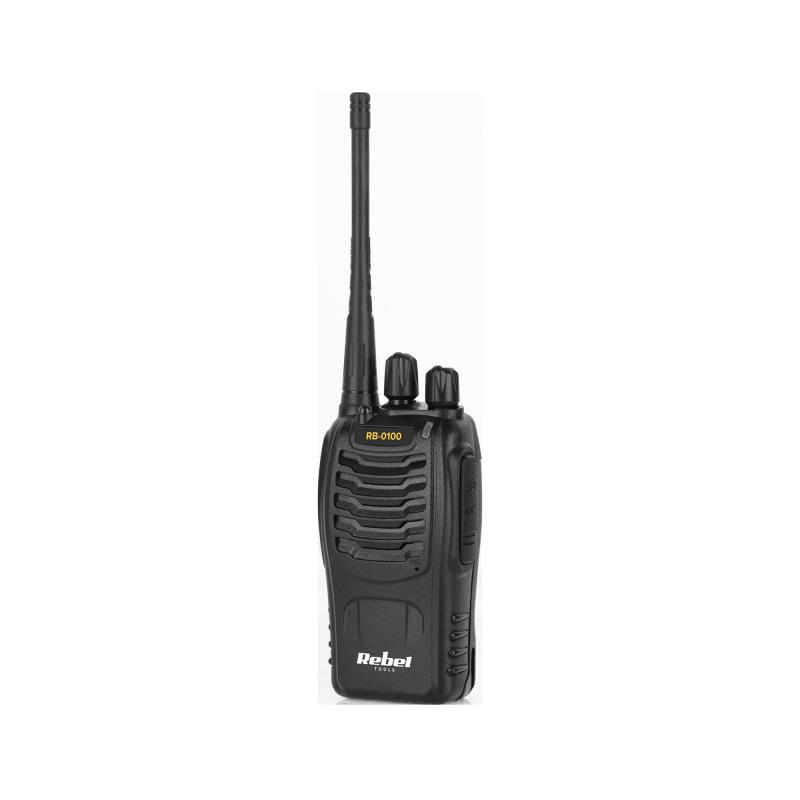 Radiotelefon ręczny PMR Rebel RB-100