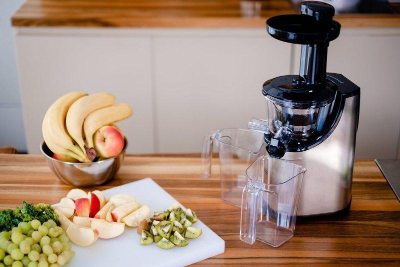 Wyciskarka wolnoobrotowa do warzyw i owoców