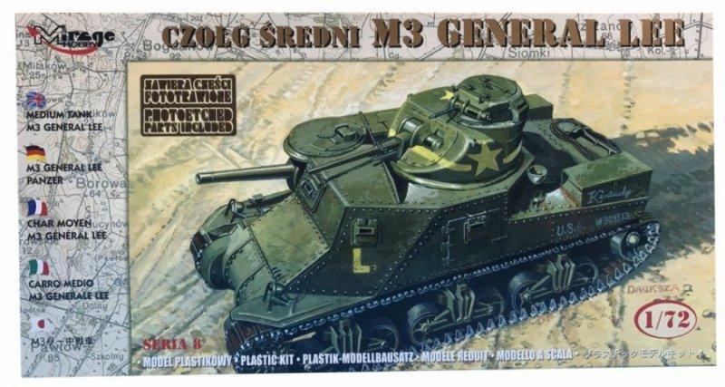 M3 GENERAL LEE Czołg Średni
