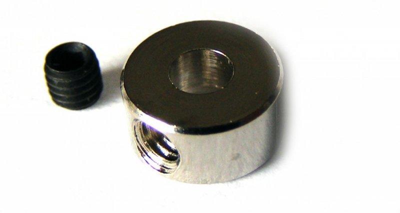 Pierścień mocujący 4.0mm do wałów, 4 kompl.