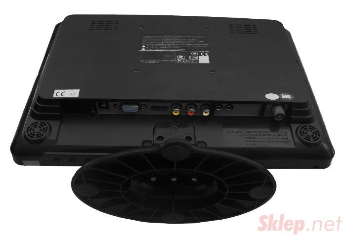 Monitor samochodowy lub wolnostojący LCD 12cali cali LED VGA HDMI 12V 230V... (NVOX PC1211 VGAH)