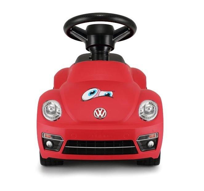 Jeździk Volkswagen Beetle - czerwony