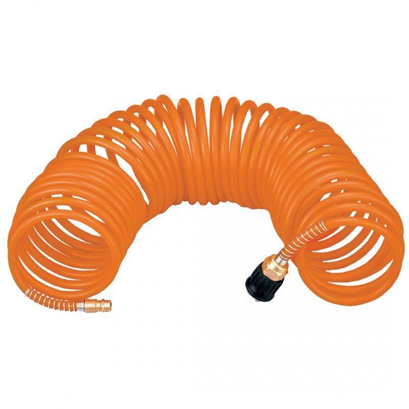 Przewód ciśnieniowy spiralny 5 x 8 mm, 5 m, PE