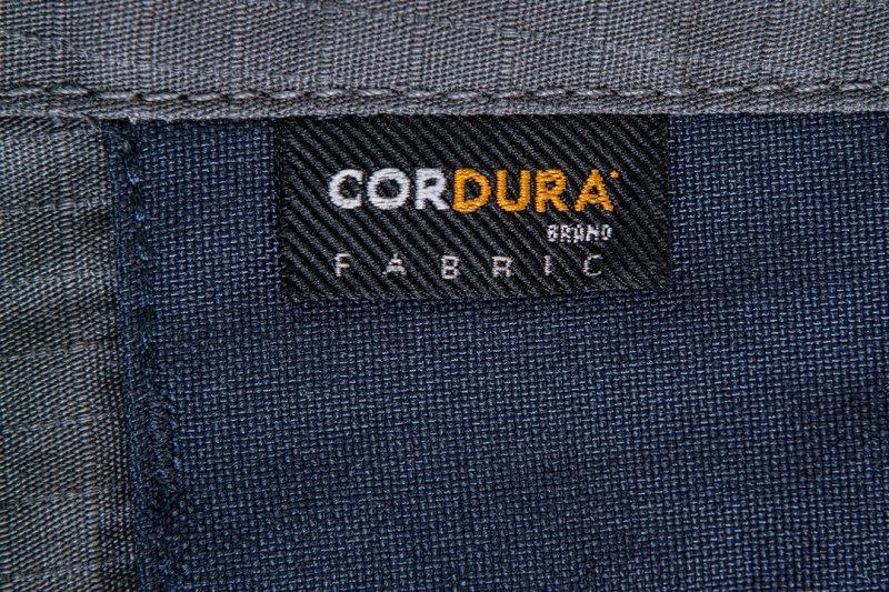 Spodnie robocze PREMIUM, 100% bawełna, ripstop, rozmiar S