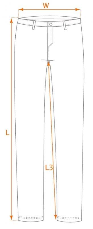 Krótkie spodenki Camo, rozmiar M