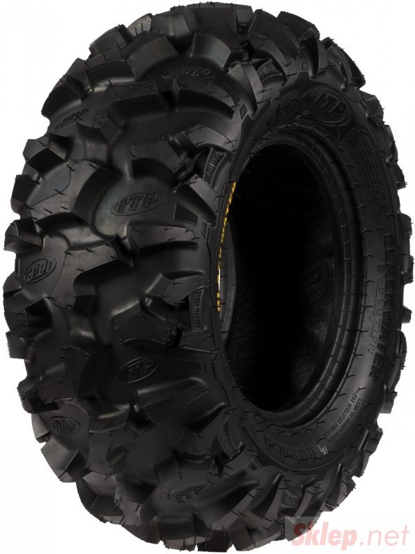 ITP BLACK WATER EVOLUTION 28x9R14 TL 8PR NHS 6P0113 Made in USA