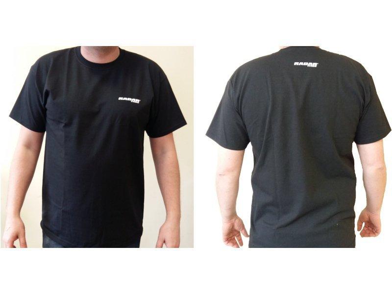 Koszulka RADAR czarna rozmiar XL