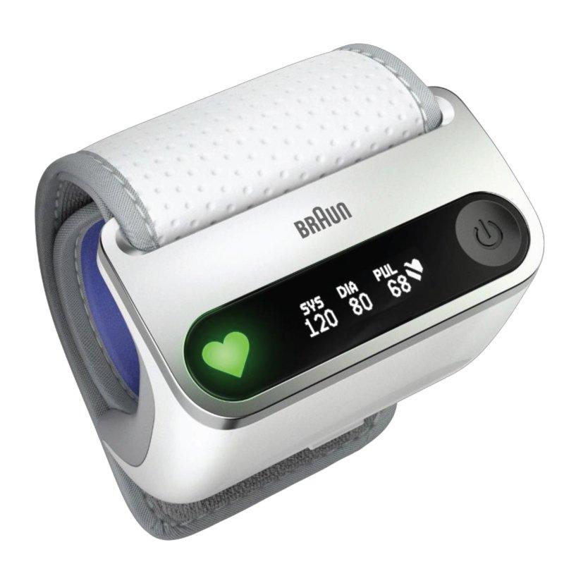 Braun iCheck7 7 BPW4500  Ciśnieniomierz nadgarstkowy z Bluetooth