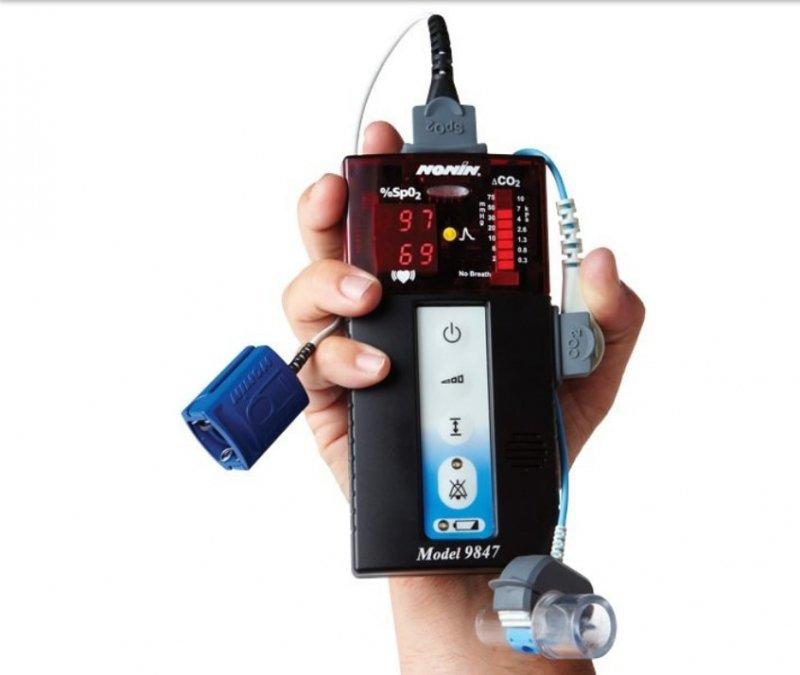 NONIN Adapter do sensora CO2 NONIN 9847