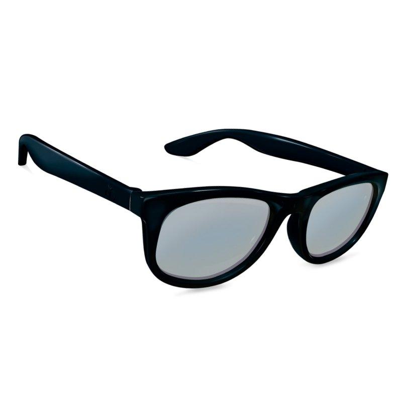 Visioptica By Visiomed France Miami Kids 4-6 l-czarny Okulary przeciwsłoneczne dla dzieci