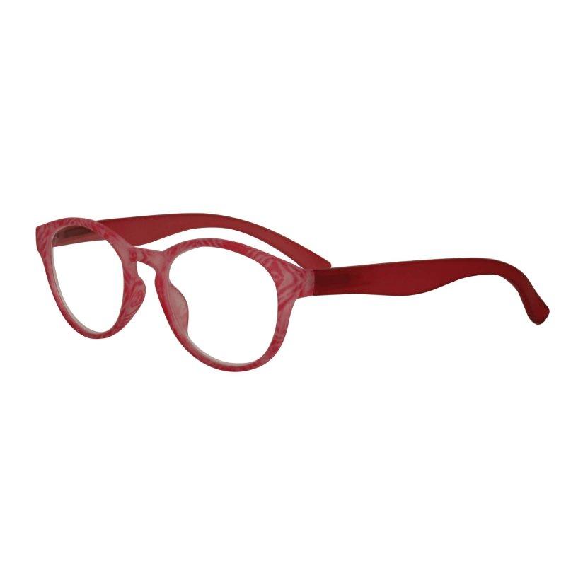 Visioptica By Visiomed France Delhi-+ 3,5 Różowe Okulary korekcyjne do czytania