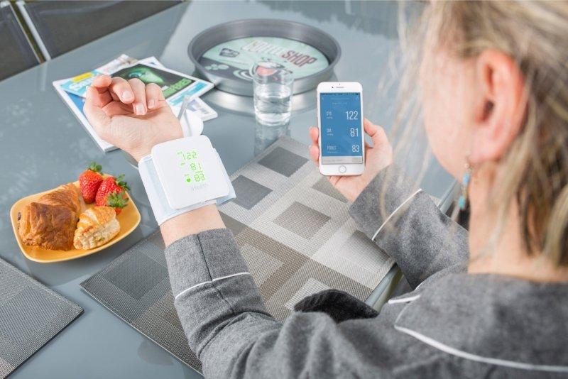 iHealth VIEW PB7S Ciśnieniomierz nadgarstkowy smart