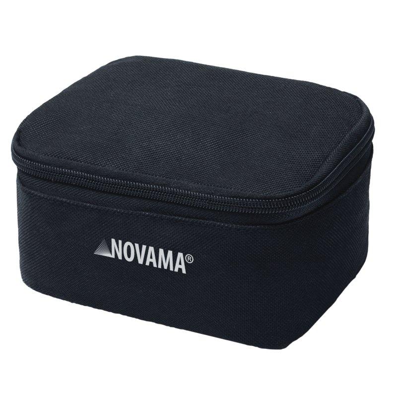 NOVAMA Comfort X Ciśnieniomierz naramienny 22-42 cm z dożywotnią gwarancją i mankietem klamrowym
