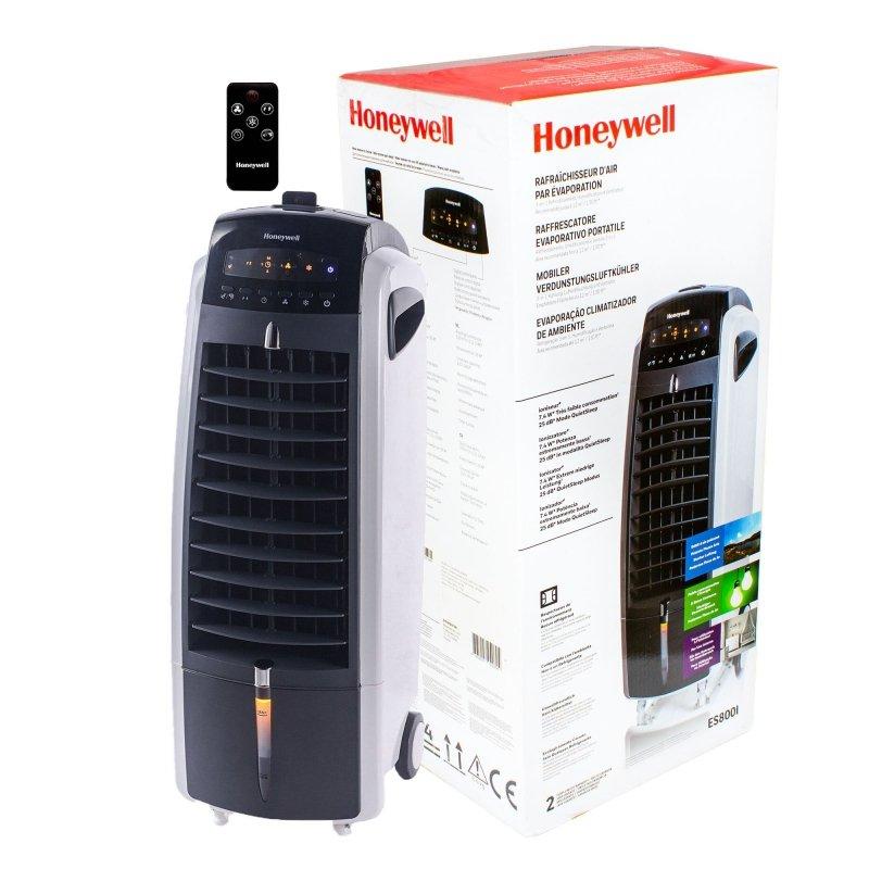 Honeywell ES800I Klimator ewaporacyjny - schładzacz powietrza z jonizatorem