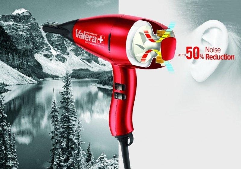Valera SILENT 9500 IONIC Suszarka 2000W ROTOCORD