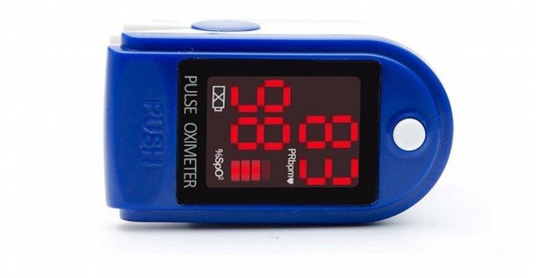 CONTEC CMS50DL Pulsoksymetr napalcowy