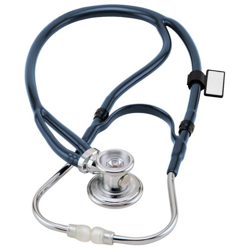 MDF 767X-granatowy (MDF 4) Stetoskop kardiologiczny