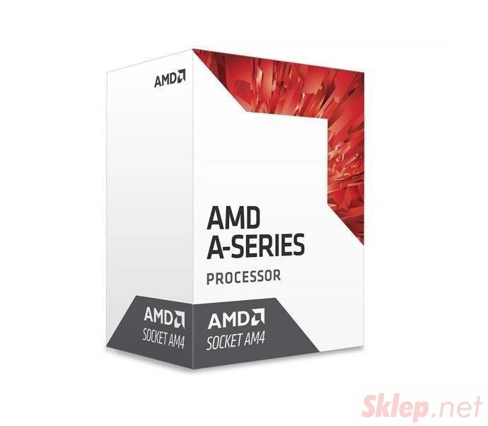 Procesor AMD A10 9700 (2M Cache, Up to 3.8 GHz) Multipack