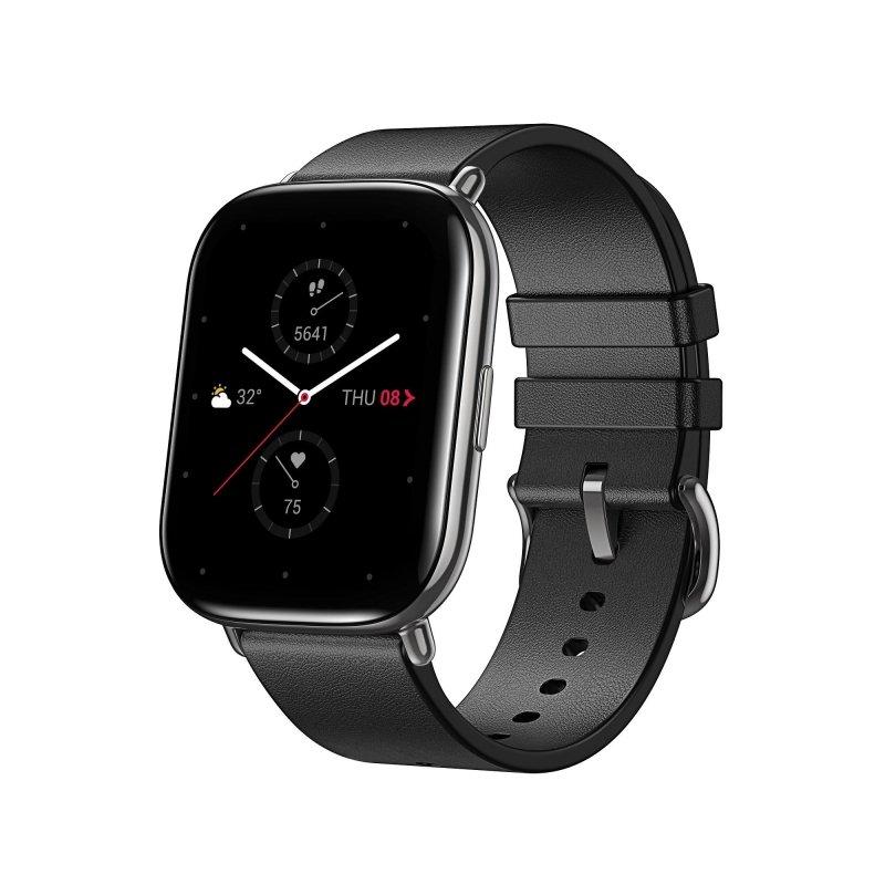 Smartwatch Amazfit Zepp E Square Polar Night Black (czarny)
