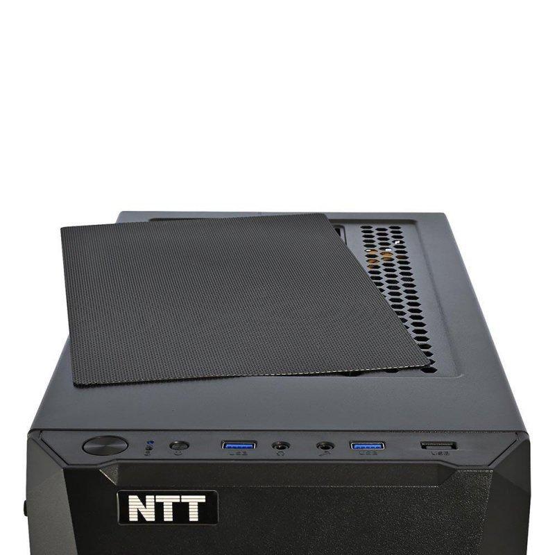Komputer do gier NTT Game S - Ryzen 3 1200, RX550 2GB, 8GB RAM, 480GB SSD, W10