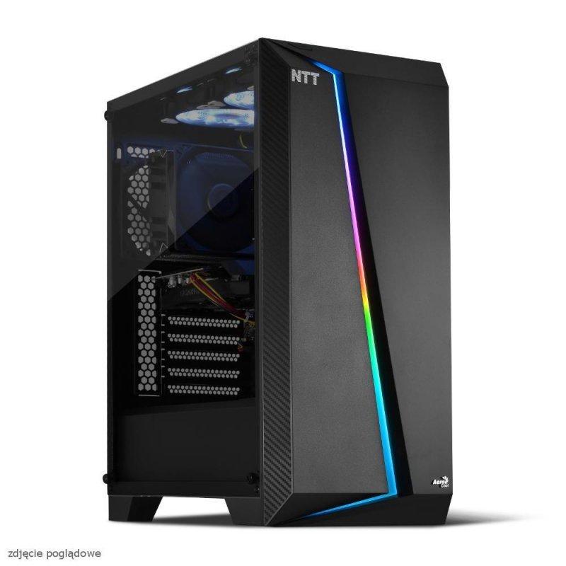 Komputer do gier NTT Game R - i5-9400F, GTX 1660 6GB, 16GB RAM, 480GB SSD, W10
