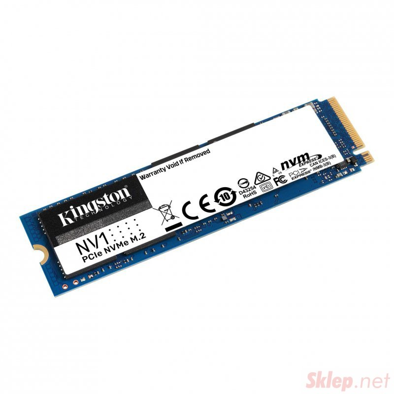 Dysk SSD Kingston NV1 500GB